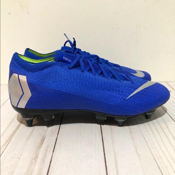 Nike Other - Nike Mercurial Vapor 360 XII Elite Blue SGPRO Blue